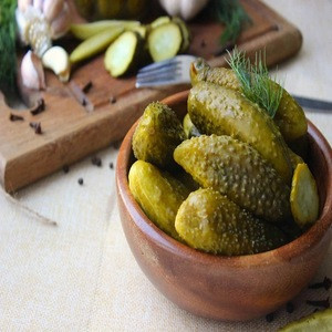 GOOD QUALITY PICKLED CUCUMBER/PICKLED GHERKIN/PICKLED CORNICHONS FROM USA