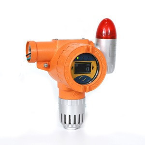 GQ-AS1000c Stationary Hydrogen sulfide Detector For Industrial Use With OLED Display