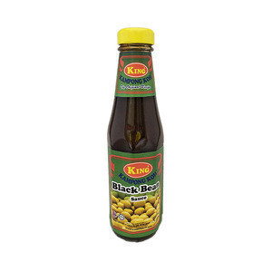 HACCP HALAL Certified KING Black Bean Sauce Made In Malaysia