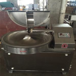Ham venison hummus salame veal Bowl cutter Mincing Cutting Crushing Mixing Emulsification Emulsifier Machine Chopper