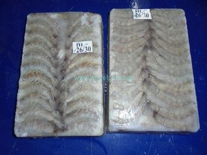 Head Less (HL) Vannamei Shrimps