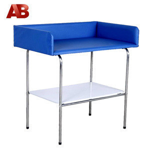 Hospital or home care Stainless steel Infant Changing Table