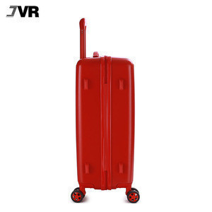 Hot sell unisex trolly bag travel luggage belt with scale girls hard shell luggage