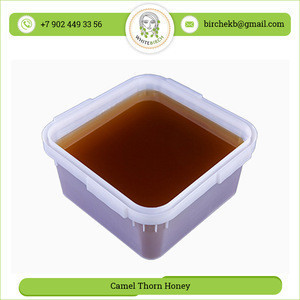 Hot Selling Organic Pure Camel Thorn Honey for Beneficial Effect on Nervous and Physical Exhaustion