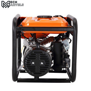 Mech Marvels 1500w quiet portable power generator gasoline and gas dual fuel generator