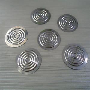 Metal capacitive pressure sensor with Tantalum dirphragm sheet