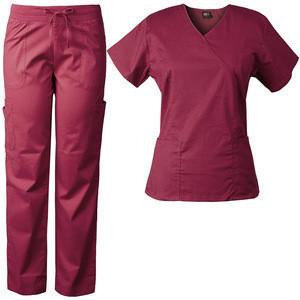 Modern Fashion Nurse Scrub Suit Designs Set Wholesale Nursing Scrubs Uniforms
