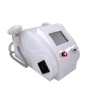 Multi-functional beauty salon equipment IPL Elight hair removal Nd yag laser tattoo removal device