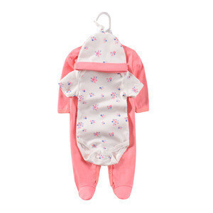 Newborn Girl Baby Romper Short Half Sleeve Dress Rompers Sets