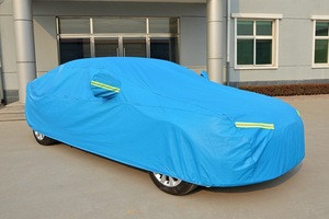 Newest waterproof UV protection top car roof cover umbrella