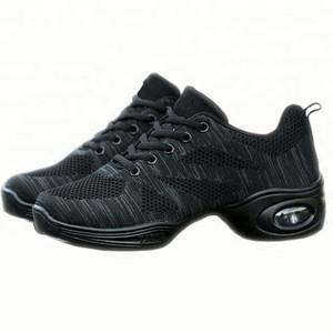 Non-slip Dance Shoes Flexible Square