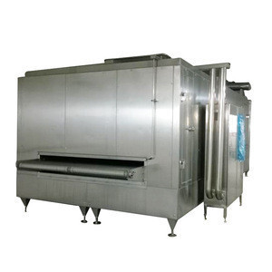 Perfect Quality Nitrogen Freezing Strawberry Tunnel Quick Freezer Non Frost Quick Deep Freezer