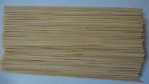 Polishing Round Bamboo Incense Stick Raw Material Round Bamboo Incense SticksBamboo Incense Sticks
