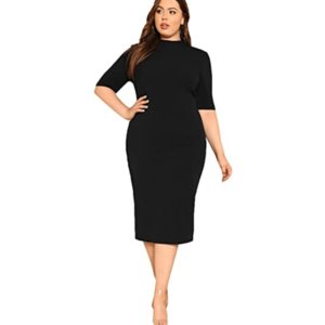 Professional supplier career fashion dresses women office dress formal plus size dress