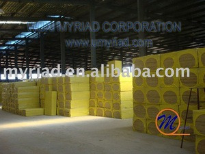 Rock wool insulation panel,rock wool products