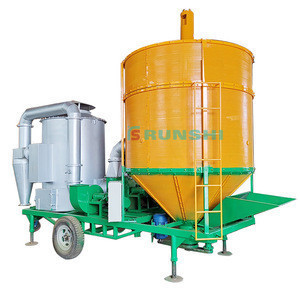 Seed processing plant seed dryer machine