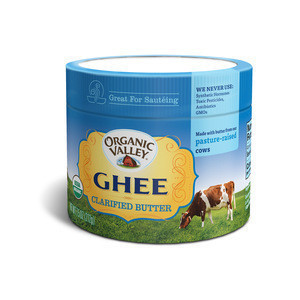 Sterilized Spread Butter Ghee  Organic 7.5 oz Jar For Wholesale