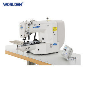 WD-1903 High speed direct drive electronic button attaching sewing machine