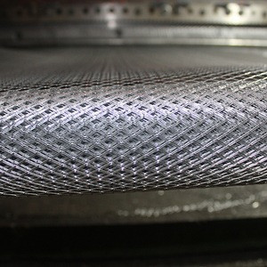 Wholesale and retail factory sell pvc coated aluminum expanded metal mesh
