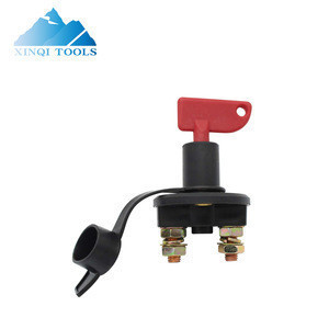 XINQI 12v 48v 250Amp Dual Battery Isolator main Kill Cut Off On/Off Switch for truck