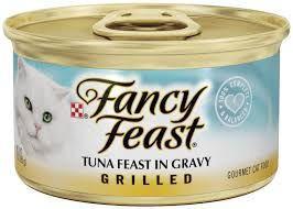 Purina Fancy Feast Grilled Tuna Feast in Gravy 85g