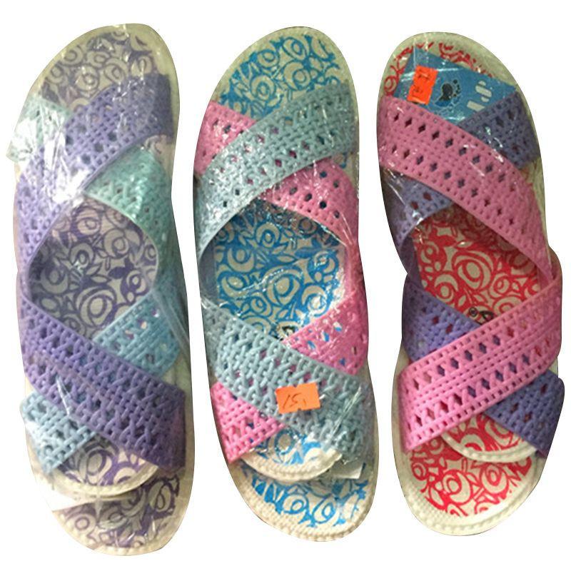 Female cross slipper