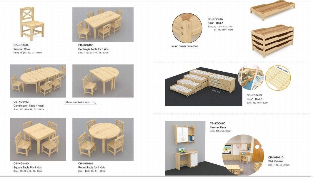 2019 Most Popular Style Montessori Kindergarten School Furniture Storage Cabinets Cubbies Wooden Toys Storage Racks