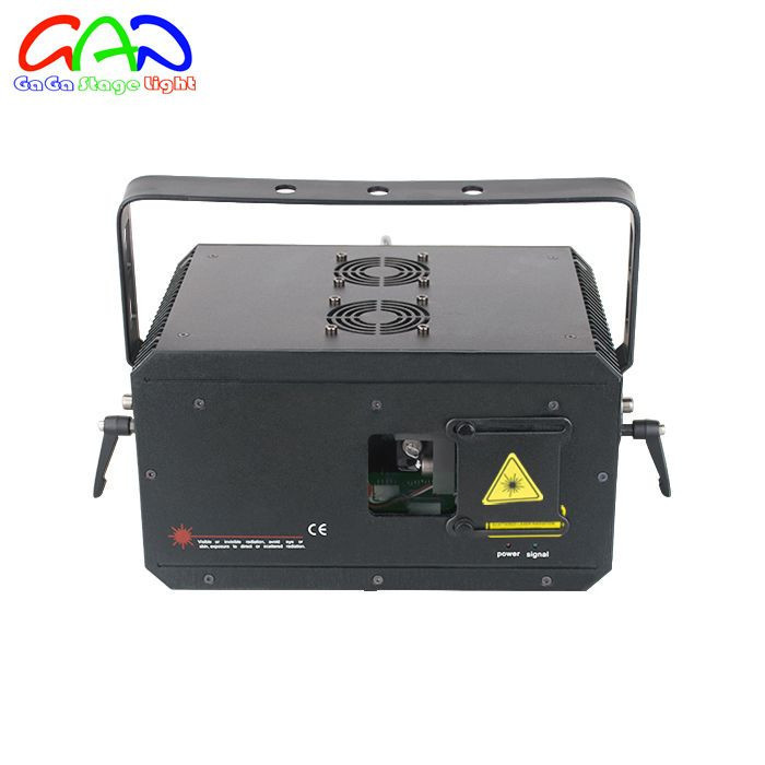 Professional laser light projector 1W 2W 3W rgb laser light disco