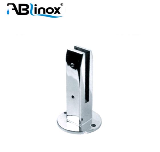 Spigot Stainless Steel Handrail Bracket Glass Holder