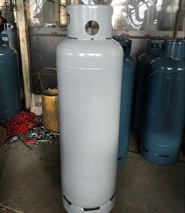 108L dot lpg propane/liquefied petroleum gas cylinder for cooking
