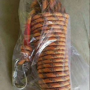3 strands plastic pp twisted packing rope