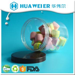 710ml environmental protection material retain freshness hermetic baby food biscuit jar