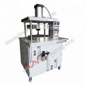 Automatic commercial China snack machine tortilla press /dough press machine