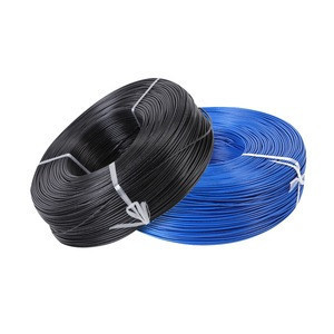 Chinese Factory UL1015 1000V AC Stranded PVC Bare Copper Single Core Electrical Wire For Equipment