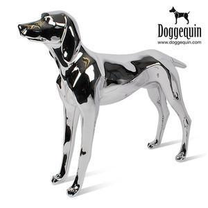 Fiberglass Lifelike Pet Vizsla Dog Mannequin sale for pet shop display Henry CH