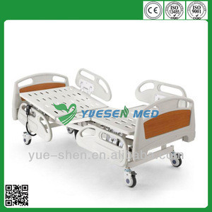 Good quality popular deluxe two-function electric hospital bed for sale