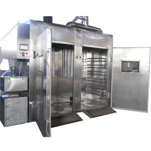 GRT Fish seafood meat smoker oven commercial