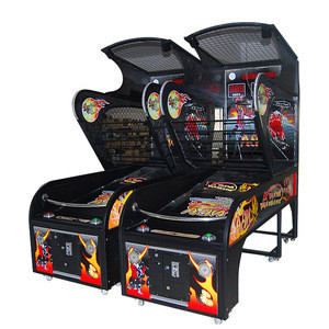 (HD-11604)Children Coin Operated Basketball Machine