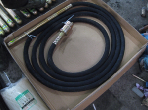 High frequency vibrator for concrete Honda poker vibrator for sale