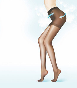 hot sale cheap 10D nylon ladies women tights