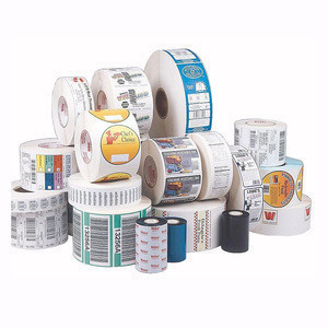 Hot Sale Packaging Adhesive printing labels