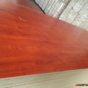Melamine paper laminated mdf board