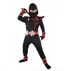 New children's Halloween costume - child ninja costume - role-playing costume