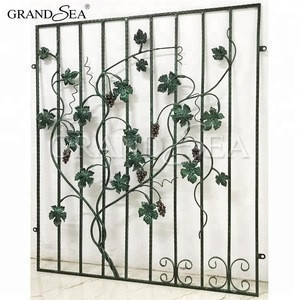 New Modern Simple Iron Window Grill Design For Africa New Modern Simple Iron Window Grill Design For Africa Suppliers Manufacturers Tradewheel