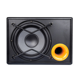 OY-B31912 Car Subwoofer Enclosure with Amplifier Board 12 Inch High Power Woofer