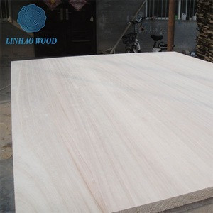 Paulownia wood timber for construction