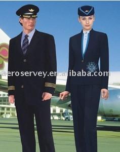 Pilot Airline Uniform