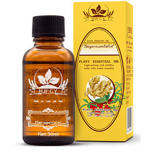 Plant Therapy Essential Oils Anti Aging Lymphatic Drainage Ginger Oil Body Massage Oils Detox Oil