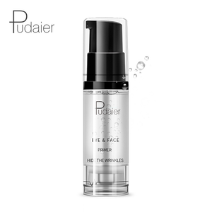 Pudaier Face Base Primer Makeup 8ml Liquid Smooth Fine Lines Oil-control Brighten Eye Primer Eye Shadow Facial Makeup Base