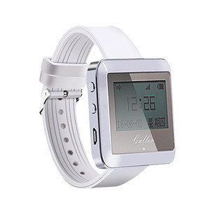Ringbell  Wireless Pager System for Restaurant with Wrist Watch